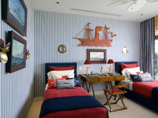 nautical-inspired-boys-bedroom-for-two1-554x415 (554x415, 63Kb)