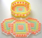 Превью Pastel Ribbon Coaster Set (300x268, 24Kb)