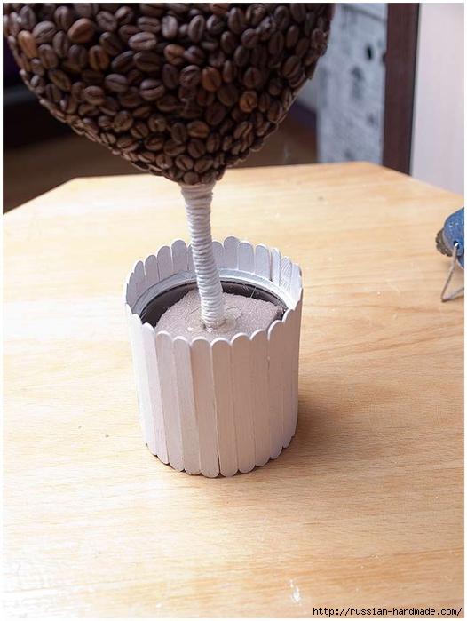 кофейное деревце. кофейный топиарий-валентинка (22) (526x700, 233Kb)
