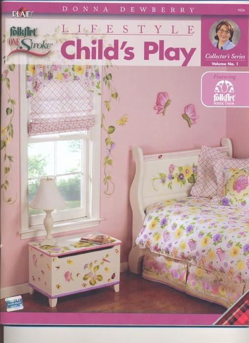 Dewberry D. - Lifestyle. Child\'s Play - 2005_1 (508x700, 55Kb)