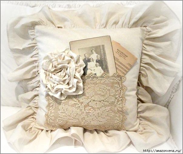 Винтажные подушки (35) (604x509, 174Kb)