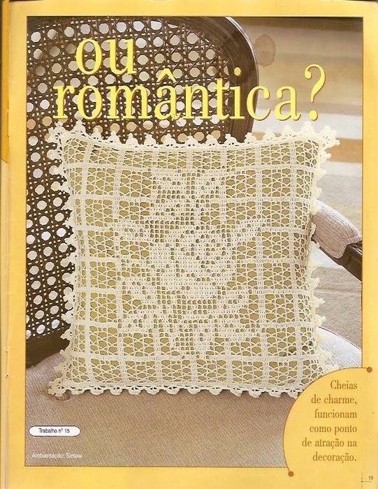 вязание крючком. салфетки скатерти подушки (50) (541x700, 146Kb)