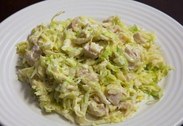Салат из свежей капусты (604x416, 51Kb)