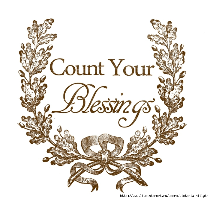 CountYourBlessings transfer--graphicsfairy2sm (700x665, 283Kb)