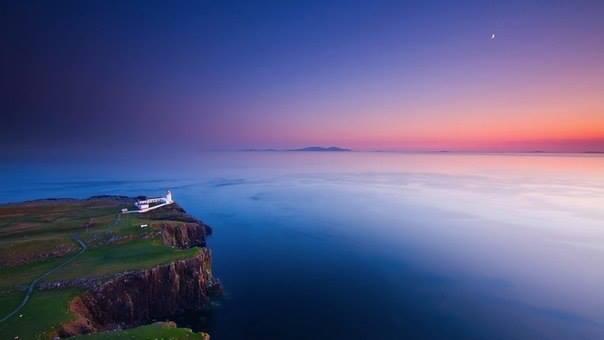 Остров Скай, Шотландия, Великобритания (604x340, 13Kb)