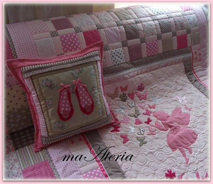 Лоскутное шитье. Детские подушки (41) (700x605, 105Kb)