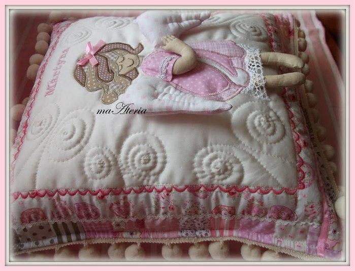Лоскутное шитье. Детские подушки (47) (700x533, 79Kb)
