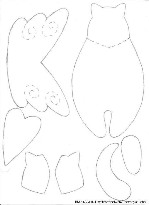 Ангельский котик (508x700, 57Kb)