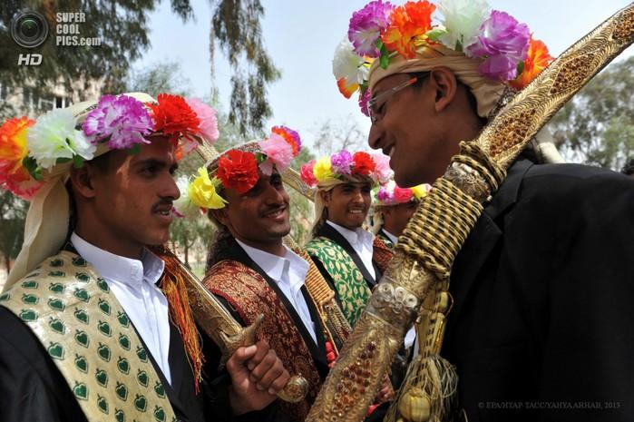 арабская свадьба фото (700x465, 112Kb)