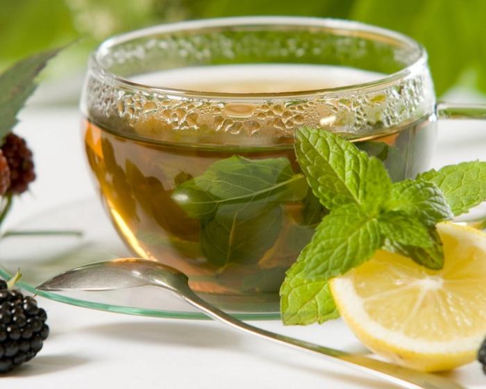 мятный чай (700x560, 245Kb)