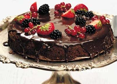шоколадный пирог (401x289, 43Kb)