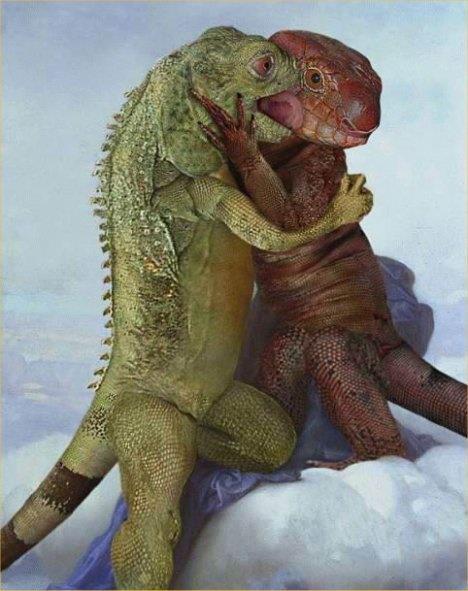хамелеоны ТУТ ЖЕ ЛЮДИ СМОТРЯТ (468x591, 45Kb)