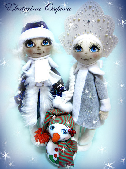 куклы Екатерины Осиповой (4) (410x547, 121Kb)