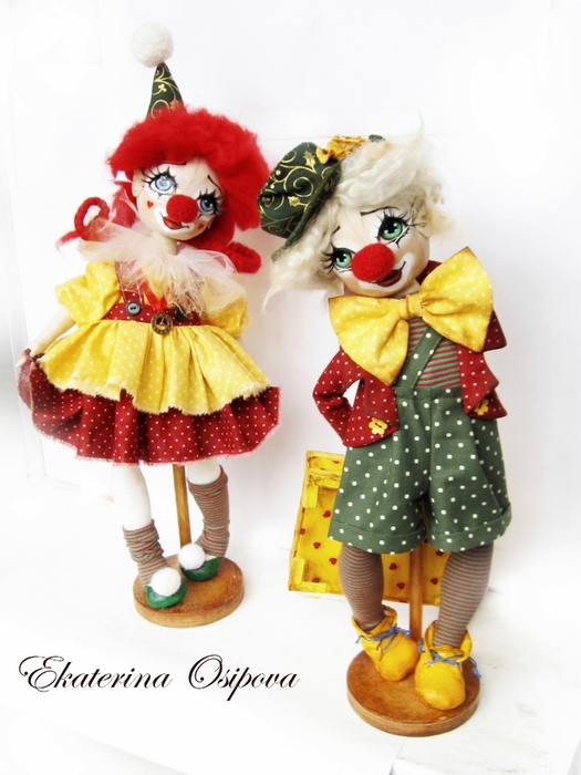 куклы Екатерины Осиповой (6) (525x700, 203Kb)
