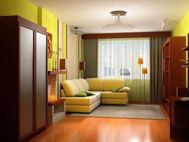ремонт квартир фото дизайн зала