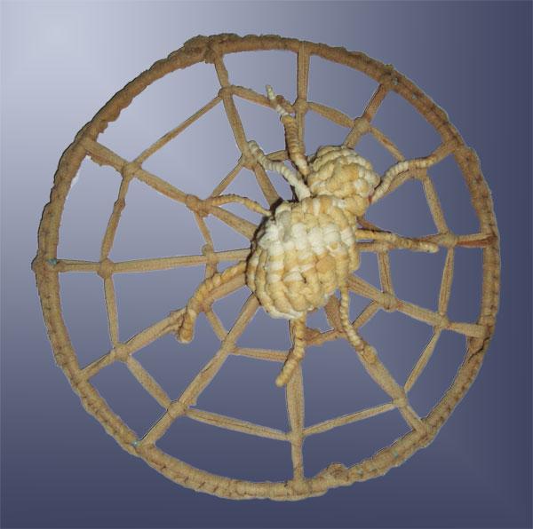 Часть 33 - паук макраме