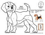 Превью glass pattern 045 dog (700x540, 142Kb)
