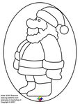 Превью Glass pattern 053 Christmas man (540x700, 106Kb)