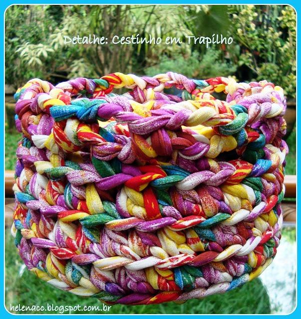 Вязание трикотажной ниткой 22