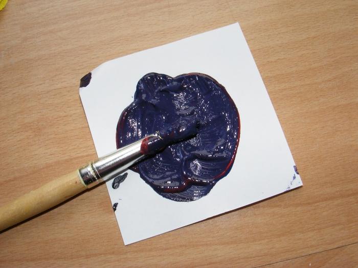 анютины глазки из гофрированной бумаги. мастер-класс (8) (700x525, 259Kb)