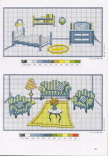 Вышивка. Кукольные домики с мебелью (9) (354x512, 92Kb)