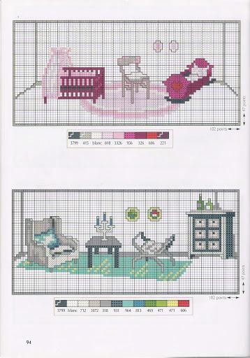 Вышивка. Кукольные домики с мебелью (13) (358x512, 75Kb)