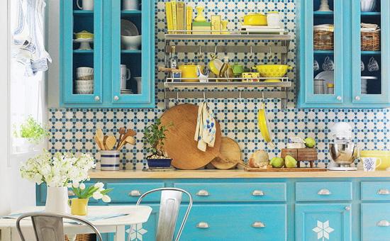 Как недорого обновить кухню?