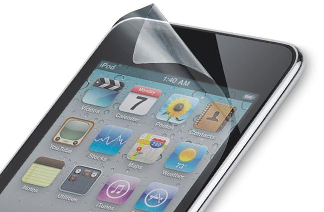 Бесплатная защита экрана мобильного телефона.