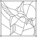 ������ hummingbird_pattern2 (432x432, 23Kb)