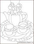 Превью 4teaset glass pattern  (542x700, 131Kb)