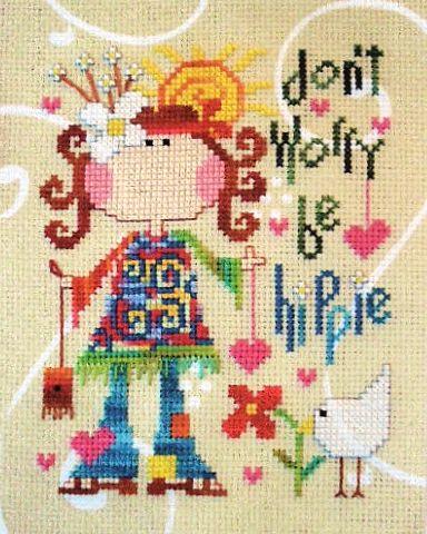Be Hippie (384x480, 54Kb)