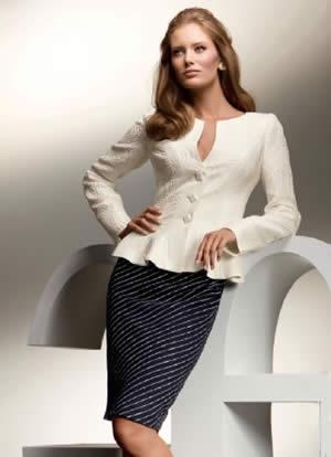 Бизнес Стиль Модная Женская Одежда Отзывы