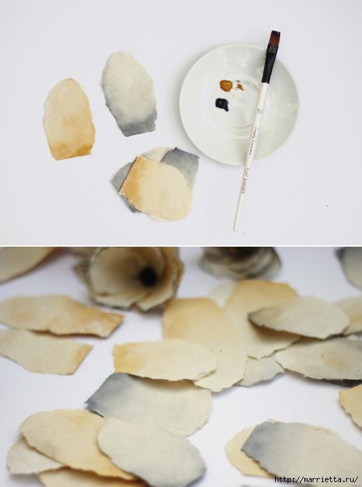 Цветы из акварельной бумаги (8) (520x700, 145Kb)