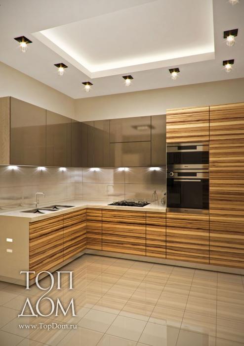 Фото дизайн кухни с искусственным камнем