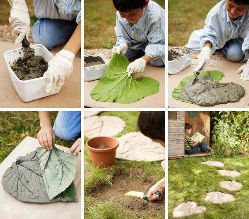Дизайн для сада и огорода своими руками фото