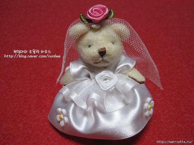 Свадебный наряд для маленького медвежонка. Мастер-класс (1) (655x490, 177Kb)