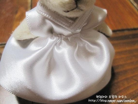 Свадебный наряд для маленького медвежонка. Мастер-класс (10) (569x429, 130Kb)