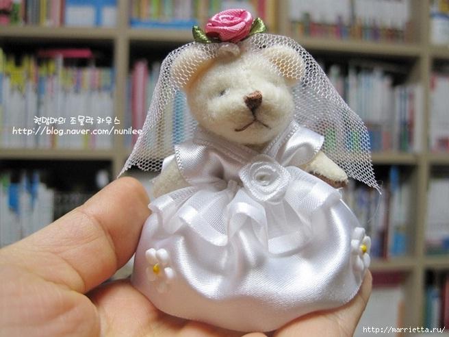 Свадебный наряд для маленького медвежонка. Мастер-класс (26) (656x492, 178Kb)