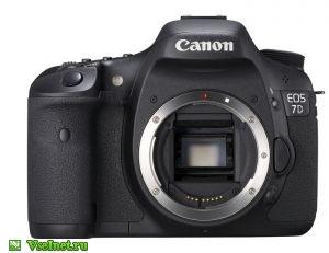 Фотокамера зеркальная Canon EOS 7D (300x231, 21Kb)