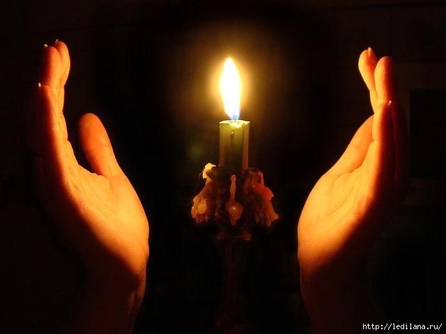 свеча и руки (640x480, 93Kb)