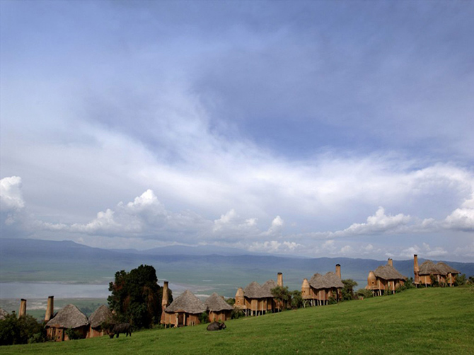 Отель Ngorongoro Crater Lodge фото 3 (670x502, 134Kb)
