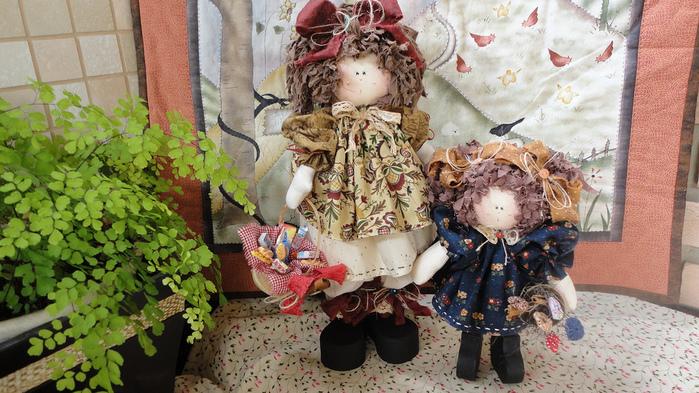 лоскутные куклы ручной работы 4 (700x393, 235Kb)