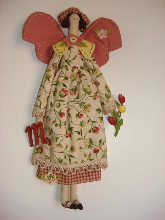 лоскутные куклы ручной работы 6 (525x700, 208Kb)