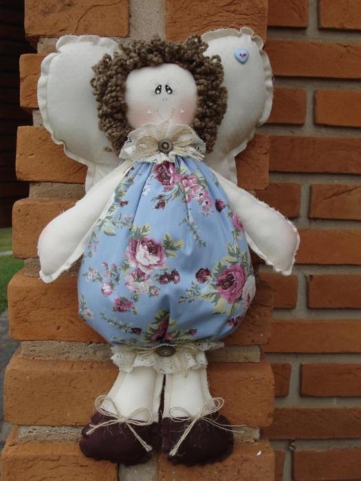 лоскутные куклы ручной работы 8 (525x700, 267Kb)