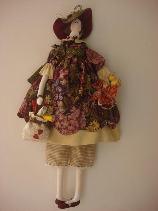 лоскутные куклы ручной работы 10 (525x700, 185Kb)