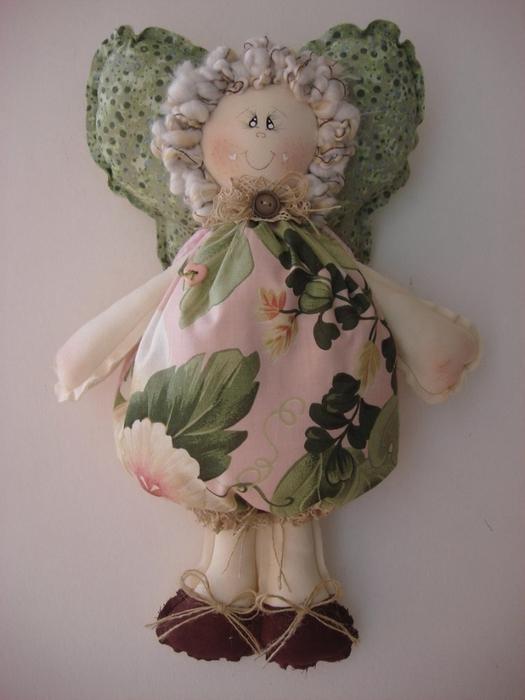 лоскутные куклы ручной работы 18 (525x700, 197Kb)