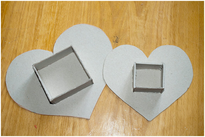 Кофейное сердце - домик для птички. Мастер-класс (6) (700x468, 97Kb)