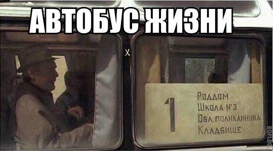 автобус жизни