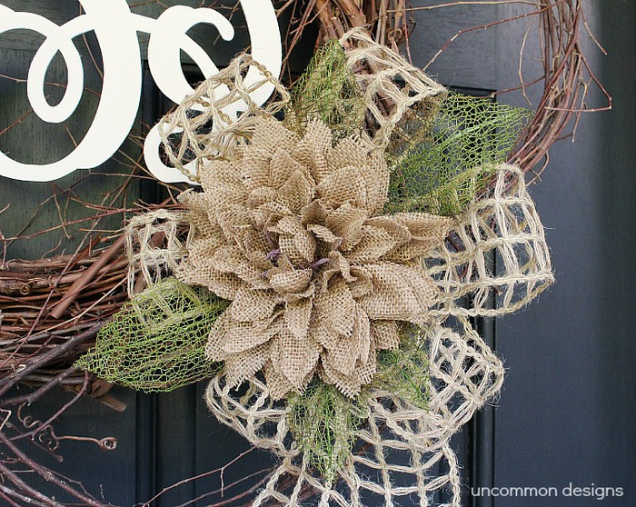 Monogram-wreath-burlap-flower (700x558, 202Kb)