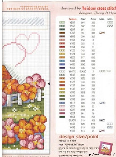 Вышивка для тех, кто мечтает о домике в деревне) (11) (466x631, 159Kb)